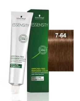 New Essensity 7-64 Medium Blonde Chocolate Beige 60ml