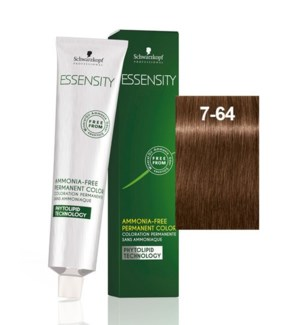 New Essensity 7-64 Medium Blonde Chocolate Beige 60ml