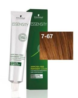New Essensity 7-67 Medium Blonde Oak 60ml