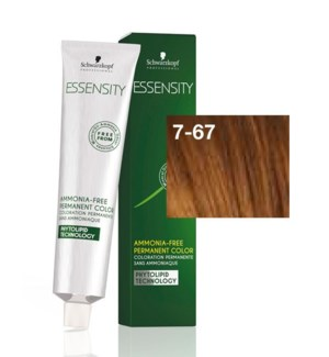 New Essensity 7-67 Medium Blonde Oak 60ml