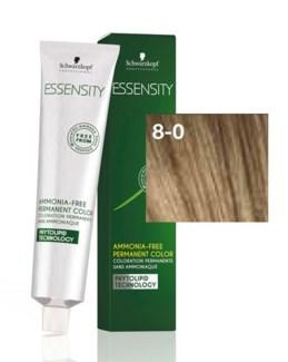 New Essensity 8-0 Light Blonde Natural 60ml