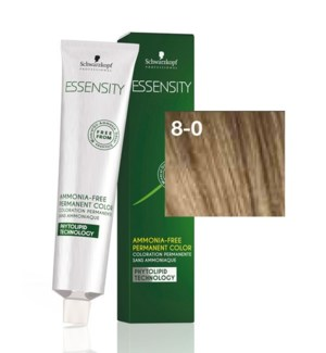 New Essensity 8-0 Light Blonde Natural 60ml