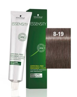 New Essensity 8-19 Light Blonde (Lighting Shade) 60ml