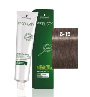 New Essensity 8-19 Light Blonde (Lighting Shade) 60ml