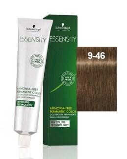 New Essensity 9-46 Extra Light Blonde Beige Chocolate 60ml