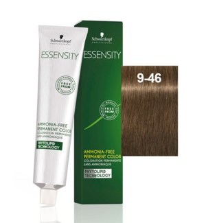 New Essensity 9-46 Extra Light Blonde Beige Chocolate 60ml