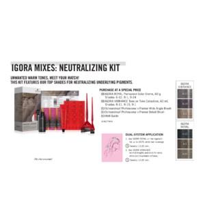 @ Igora Mixes: Neutralizing Kit JA2021