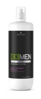 3D Men Litre Root Activator Shampoo 33.8oz