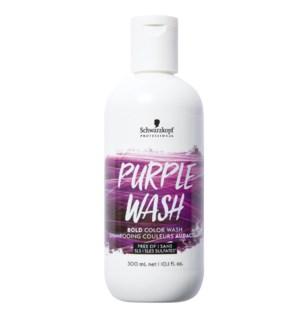 @ 300ml SKP Bold Color Wash Purple JA2021