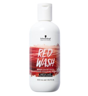 *CN 300ml SKP Bold Color Wash Red