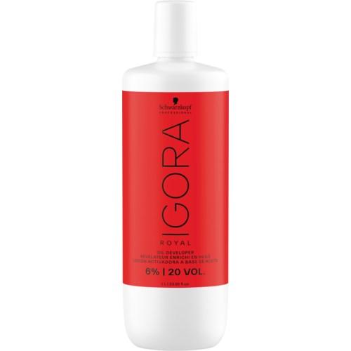 Igora Royal Oil Developer Oxigenta 6% 20 Volume