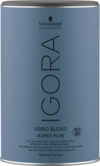 New Igora Vario Blond Super Plus 450g