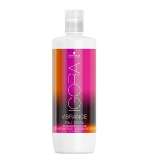 Igora Vibrance Lotion Developer 4% 13Vol