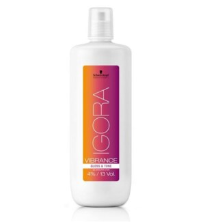 * IGORA Vibrance Gloss & Tone 4% 13Vol