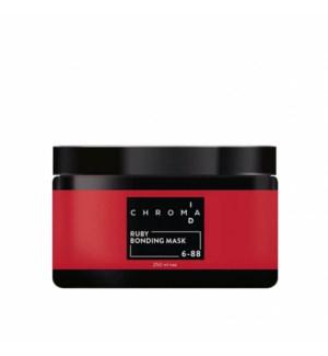 250ml Chroma ID Bonding Color Mask 6-88 RUBY