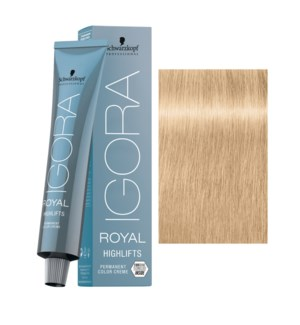 10-14 Ultra Blonde Cendre Beige Highlift Igora Royal