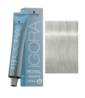 10-21 Ultra Blonde Ash Cendre Highlift Igora Royal