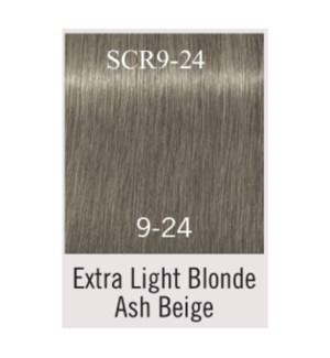 9-24 Extra Light Blonde Ash Beige Igora Royal MUTED DESERT