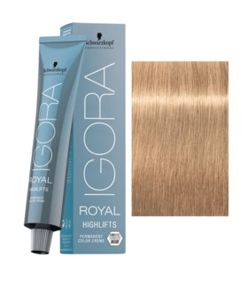 10-46 Ultra Blonde Beige Chocolate Highlift Igora Royal