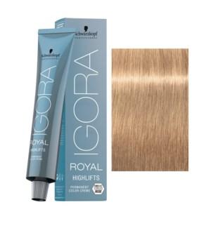 *SBF 10-46 Ultra Blonde Beige Chocolate Highlift Igora Royal