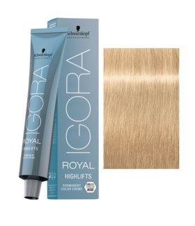 10-4 Ultra Blonde Beige Highlift Igora Royal
