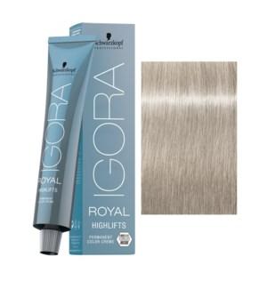 12-11 Special Blonde Cendre Extra Highlift Igora Royal
