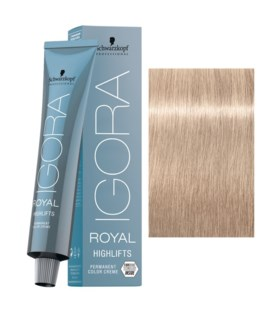 12-19 Special Blonde Cendre Violet Highlift Igora Royal