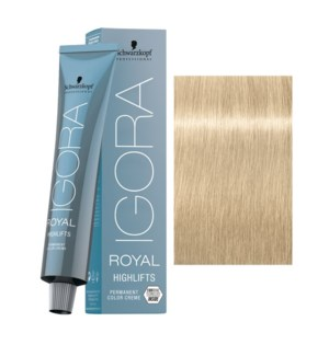 12-1 Special Blonde Cendre Highlift Igora Royal
