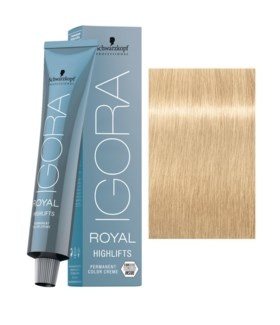 12-4 Special Blonde Beige Highlift Igora Royal