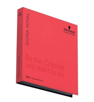 Igora Royal Premium Book + Portfolio/Postcard