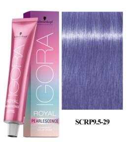 9.5-29 Pastel Lavendar Pearlescence Igora Royal