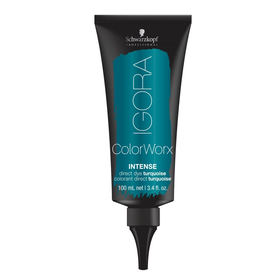 * Igora ColorWorx Intense Direct Dye Turquoise FP
