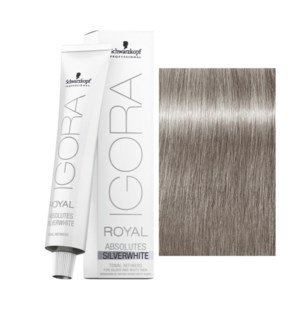 New SilverWhite Tonal Refiner Dove Gray Absolute