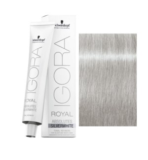 New Silver White Tonal Refiner Silver Absolute