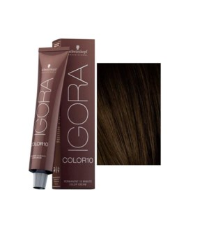 3-0 10 Min Igora Color10 Dark Brown Natural Igora Royal