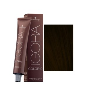 4-00 10 Min Medium Brown Natural Extra Igora Royal