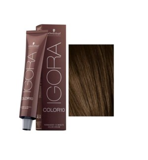 5-0 10 Min Igora Color10 Light Brown Natural