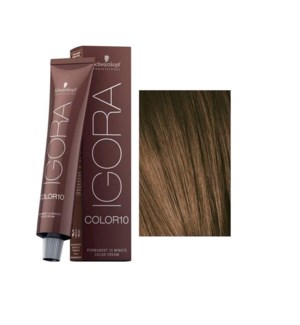 New 6-4 10 Min Dark Blonde Beige Igora Royal