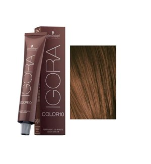 New 6-65 10 Min Dark Blonde Chocolate Igora Royal