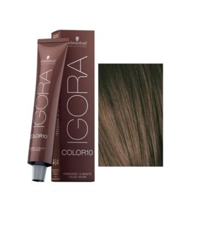 6-6 10 Min Dark Blonde Chocolate Igora Royal