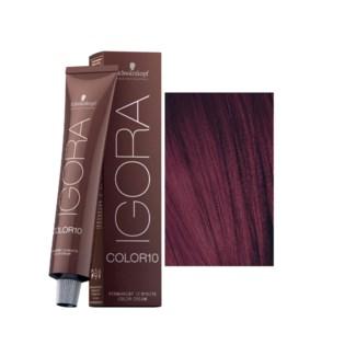 * New 6-99 10 Min Dark Blonde Violet Extra Igora Royal