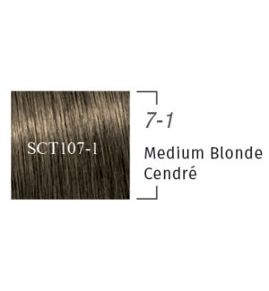 7-1 10 Min Igora Color10 Med Blonde Cendre