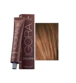 * New 7-57 10 Min Medium Blonde Copper Igora Royal