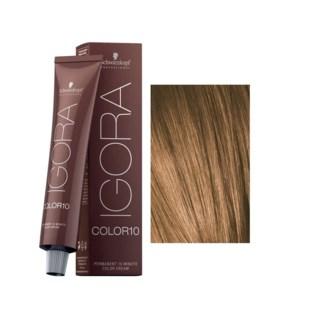 New 7-5 10 Min Medium Blonde Gold Igora Royal