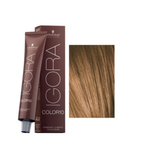 New 7-5 10 Min Medium Blonde Gold Igora Royal