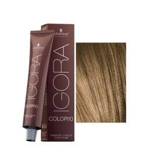 New 8-00 10 Min Light Blonde Natural Extra Igora Royal
