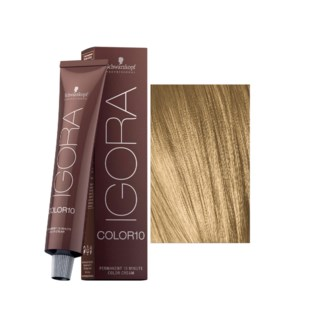 New 9-00 10 Min Extra Light Blonde Natural Extra Igora Royal