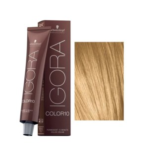 New 9-5 10 Min Extra Light Blonde Gold Igora Royal Color10