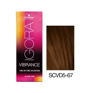 NEW VIBRANCE 5-67 Light Brown Chocolate Copper