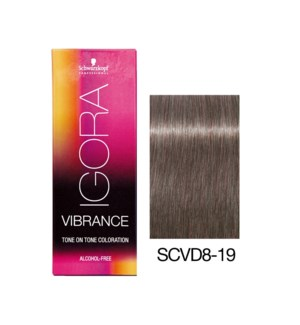 NEW VIBRANCE 8-19 Light Blonde Cendré Violet